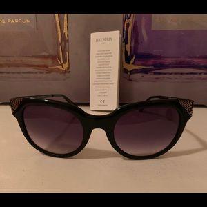 NWOT Balmain Sunglasses